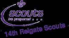 14th Reigate Scouts